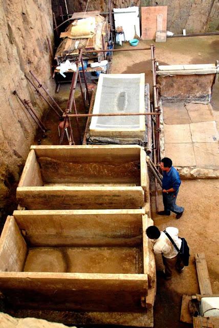 Κίνα: 5+1 σπουδαία αρχαιολογικά ευρήματα του 2017