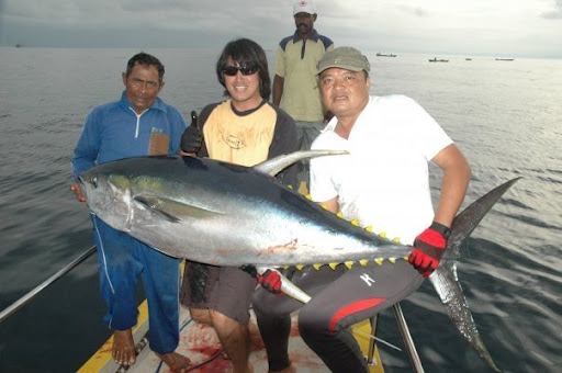 Cara Ikatan Pancing Laut Dalam