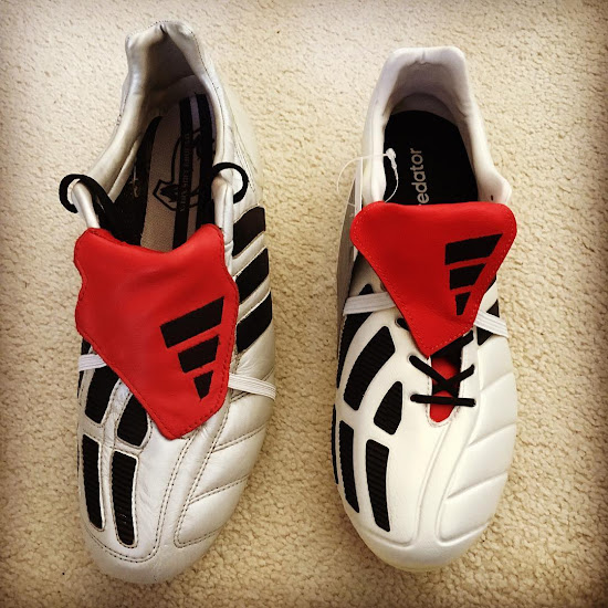 2355cd28185e Adidas Predator Mania - 2017 Remake vs 2002 Original - Footy Headlines