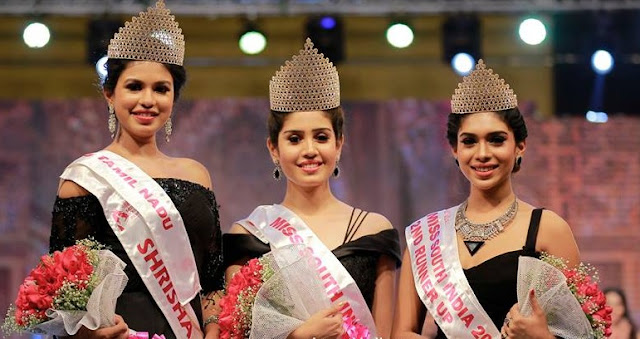 Winners of Miss South India 2018 |  Lakshmi Menon Won the title