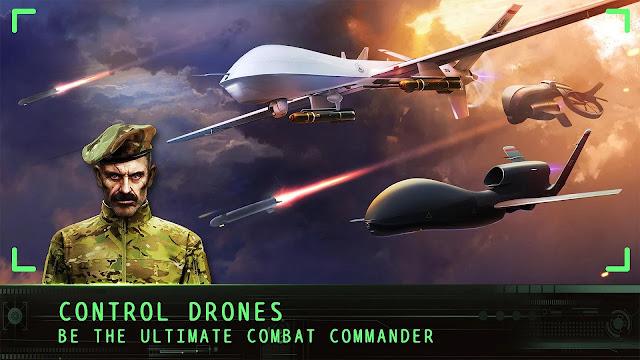 Drone Shadow Strike v1.24.118 Mod Apk Unlimited Coin / Cash