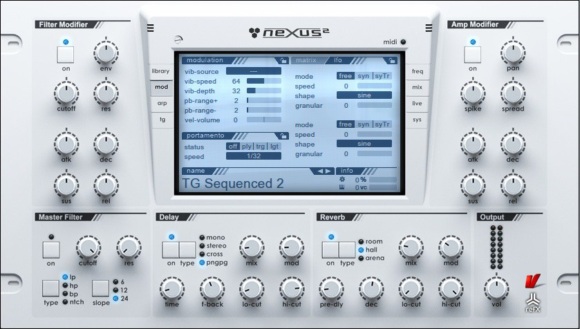 download nexus vst free full version