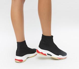 Pantofi Sport Siaga Negri negri la moda toamna 2018