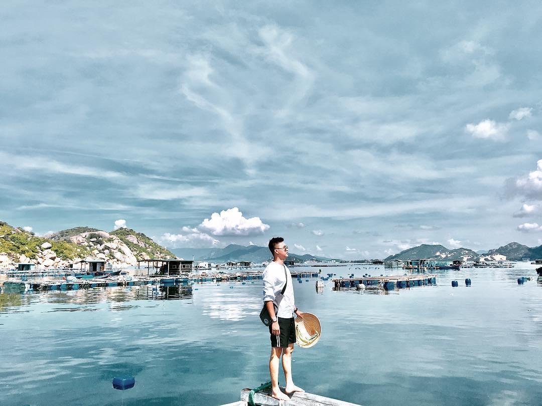 Kinh nghiệm du lịch phượt bụi đảo Bình Ba: Ăn tôm hùm, tắm biển cực đã