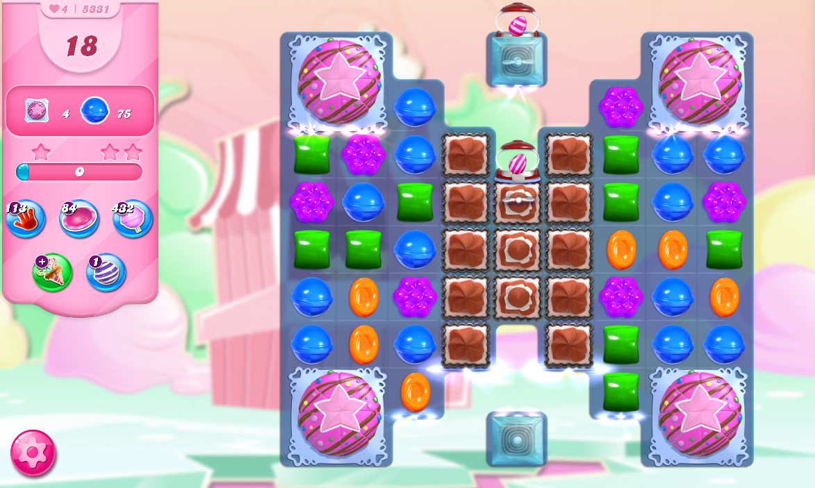 Candy Crush Saga level 5331