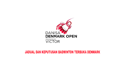Keputusan Badminton Terbuka Denmark 2019 (Jadual)