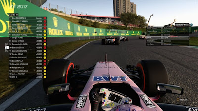F1 2017 Linux Port Gameplay