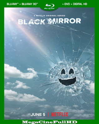 Black Mirror Todas Las Temporadas HD 1080P Latino