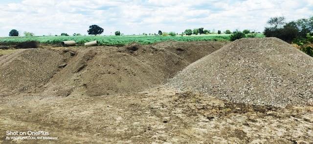 दिघी रेती घाटाची चौकशी करून साठे जप्त करा अन्यथा २७ मे पासून उपोषण करणार - रामराव गुंडेकर - NNL