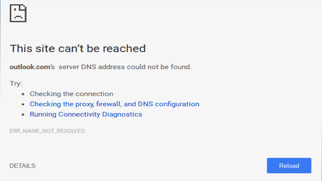 Cara Mengatasi Server DNS Address Could Not Be Found