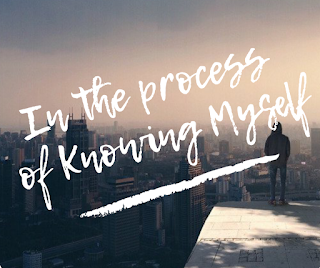 Scribbles - In the process of knowing oneself