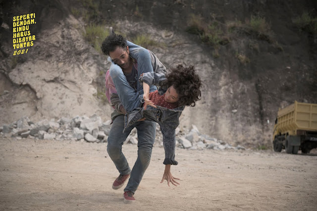 <i>'Seperti Dendam, Rindu Harus Dibayar Tuntas'</i> Berkompetisi di Locarno Film Festival 2021