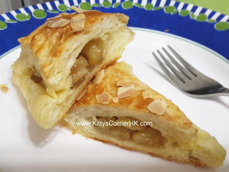 Apple Pastry DIY recipe 蘋果酥 自家烘焙食譜