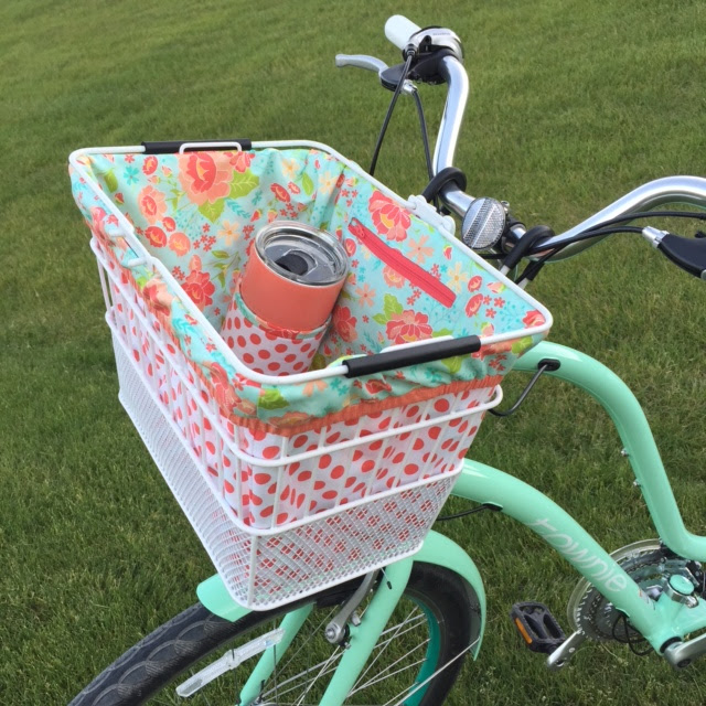 Bicycle basket i sew stuff patterns