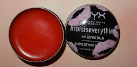 review NYX ThisIsEverything lip verzorging