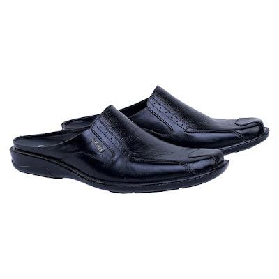 Sandal Bustong Kulit Pria Catenzo YA 040