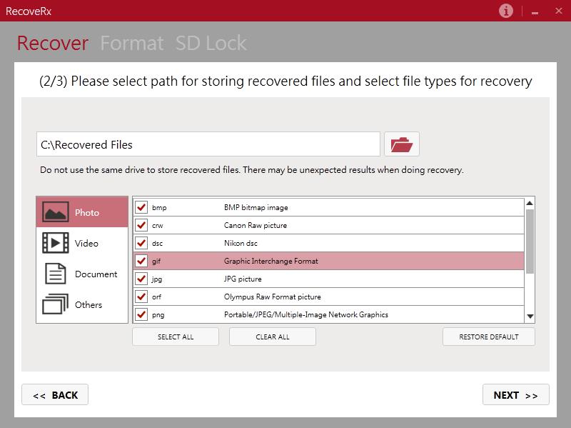 Download Transcend MicroSD memory card format tool