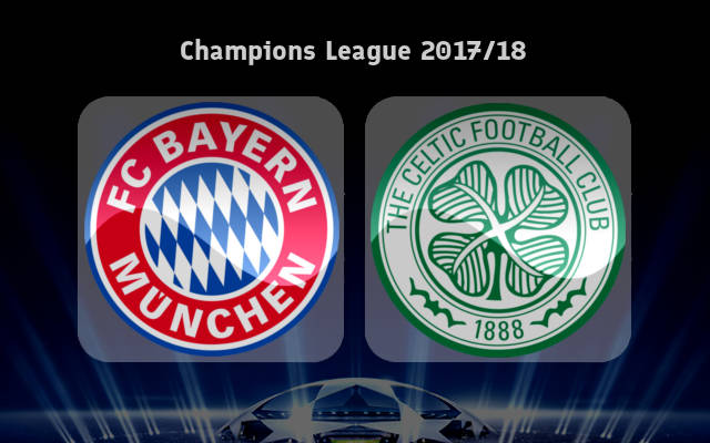 Bayern Munich vs Celtic Full Match & Highlights 18 October 2017