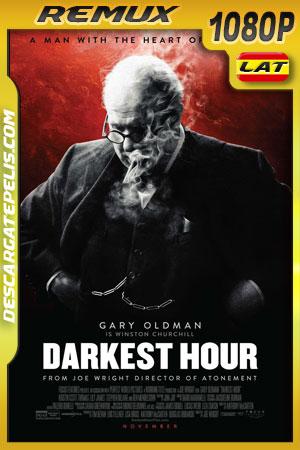 Las horas más oscuras (2017) Remux 1080p Latino – Ingles