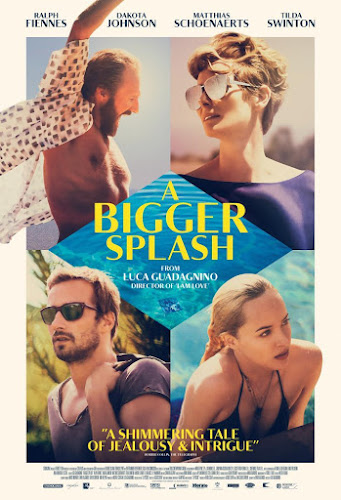 A Bigger Splash (BRRip 720p Ingles Subtitulada) (2015)