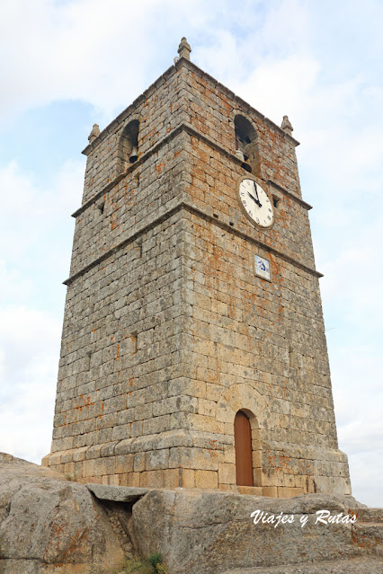 Torre de Lucano de Monsanto