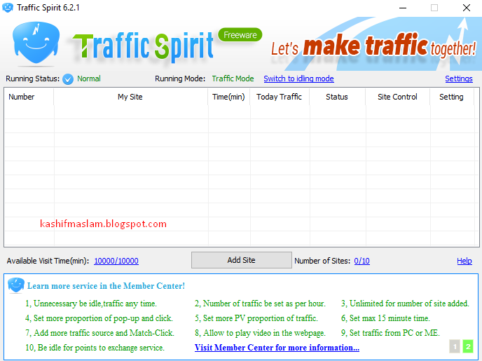 7+ Best Website Traffic Generators [FREE] Online - Don't Fall For