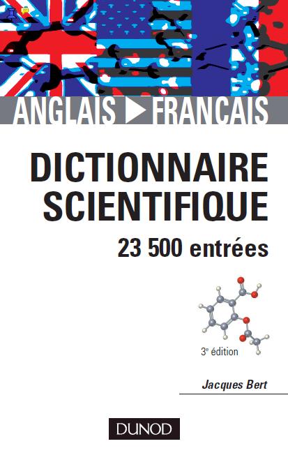 Dictionnaire scientifique anglais-français PDF