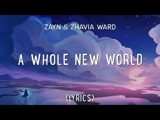 Walt Disney Records – A Whole New World Lyrics | Bright Lyrics