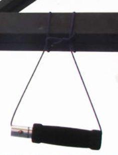 Trik Membuat Alat PULL UP Portable dari PVC dan TALI