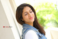 Telugu Actress Lavanya Tripathi Latest Pos in Denim Jeans and Jacket  0168.JPG