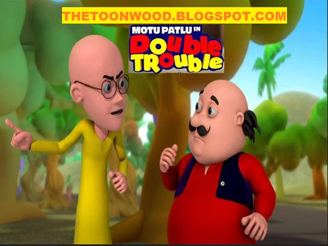 || Motu Patlu in Double Trouble HINDI Full Movie [HD] ||
