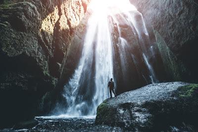 Las cascadas de Islandia son perfectas para tomas de instagram