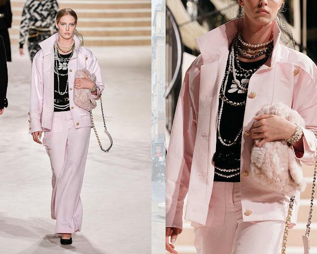Показ моды Chanel Pre-Fall 2020-2021 3