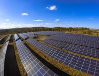 Solar plant (Image Credit: NextEra) Click to Enlarge.