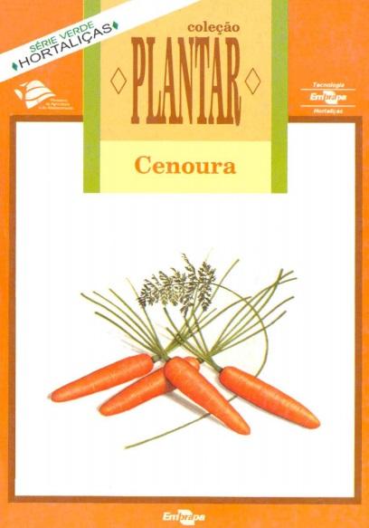 A cultura do cenoura