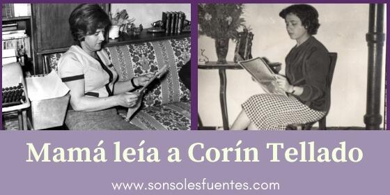 Nuestras madres aprendieron a leer gracias a las novelas rosas de Corín Tellado