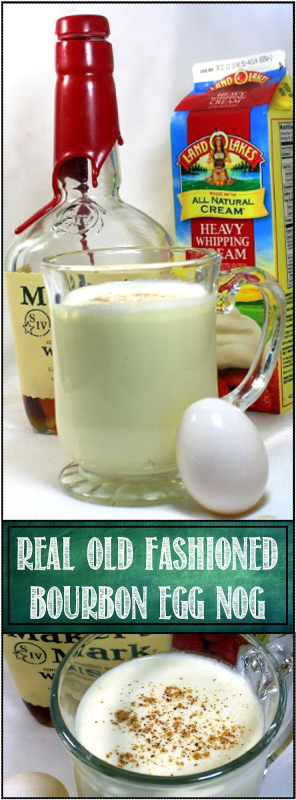 What Is Old Fashioned Egg Nog