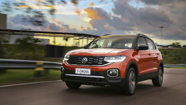 El Volkswagen T-Cross llegará a México el 17 de septiembre
