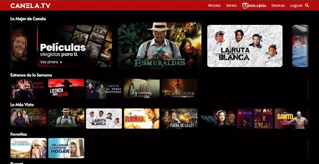 telenovelas gratis por internet