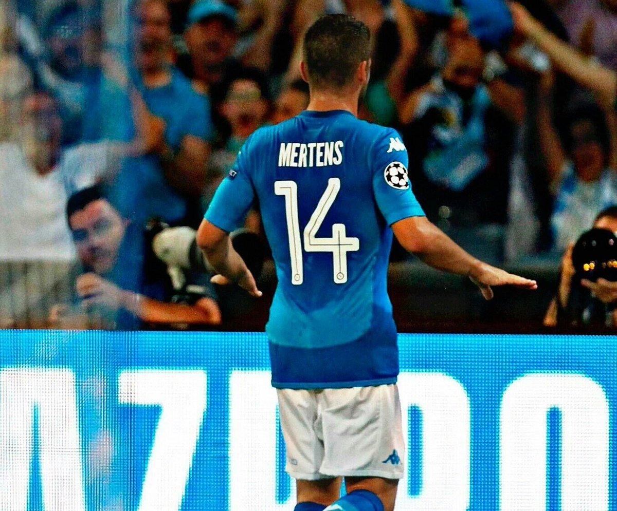 Napoli-Nizza 2-0, il tabellino | PlayOff Champions League
