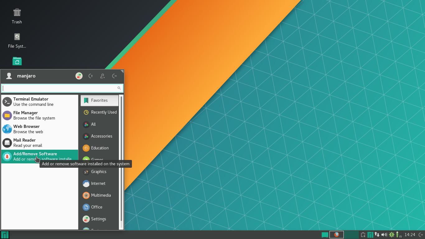 Das U-Blog by Prashanth: Review: Manjaro Linux 17 0 1