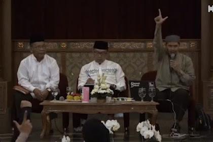 Rahmat Baequni Anggap Sumatra Berasal Dari Kata Syamatir, Ini Kata Gus Nadir