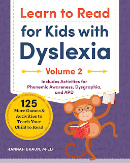 learn to read for kids with dyslexia cover