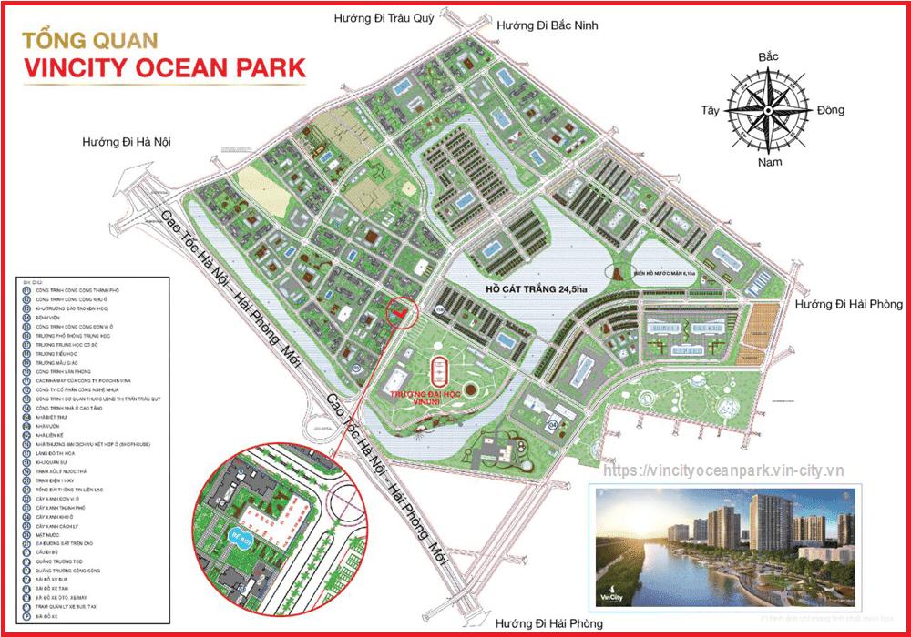 park 12 vincity ocean park