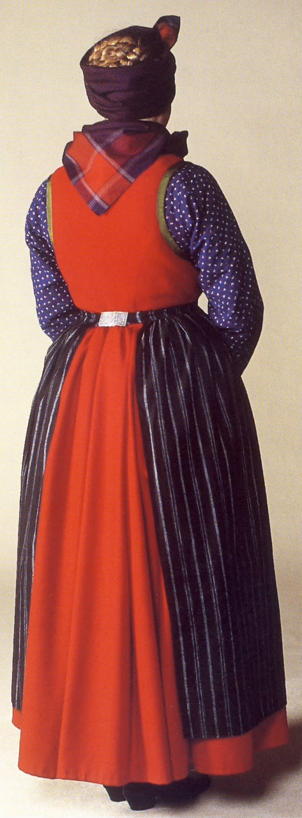 Folkcostume Amp Embroidery Costume Of R 248 M 248 Denmark