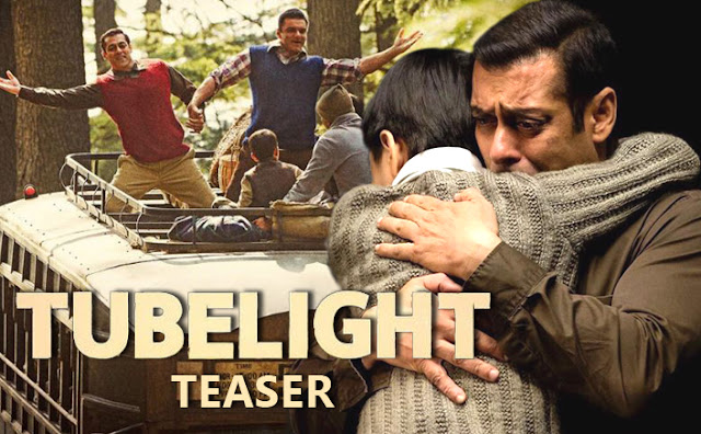 The Teaser Of Salman Khan's Tubelight Is Unveiled