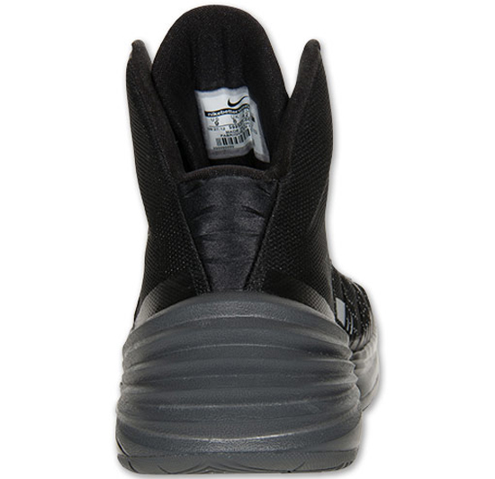 df6e5c25427 Nike Hyperdunk 2013 Black Metallic Silver