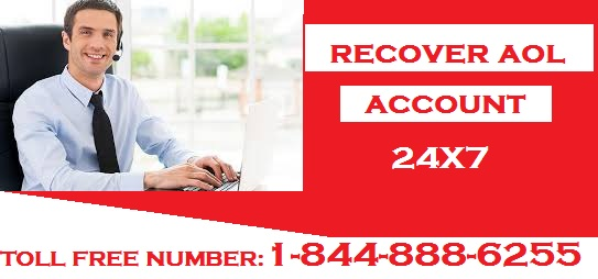 Recover AOL account