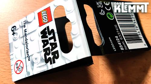 LEGO® 854124 The Mandalorian™ keychain