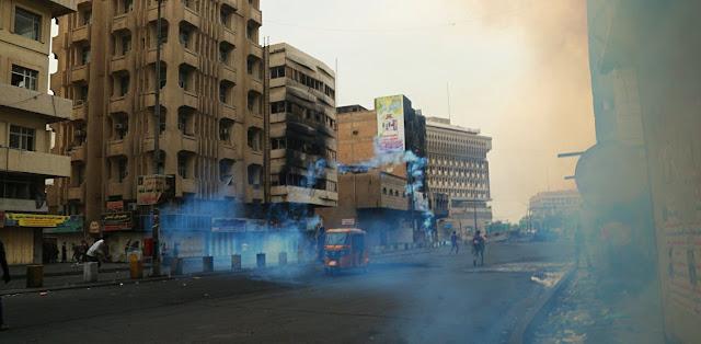 Ανοικοδομώντας τη Μέση Ανατολή: Από το Ιράκ στη Συρία